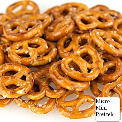 Snacks (Micro Mini Pretzels, 1 Lb) By Jellybean Foods