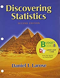 Discovering Statistics (Loose Leaf): W/Student CD & Tables and Formula Card (Budget Books)
