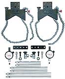 Starrett S668DZ Shaft Alignment Clamp Set With