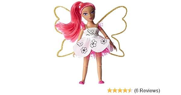 Pixie Doodles Madame Alexander Play Crayola Lavender Dress /& Wings