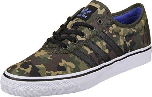 adidas Adi-Ease, Zapatillas de Skateboard Unisex Adulto Varios Colores (Carnoc/Negbas/Ftwbla)