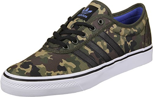adidas Adi-Ease, Zapatillas de Skateboarding para Hombre Varios Colores (Carnoc/Negbas/Ftwbla)