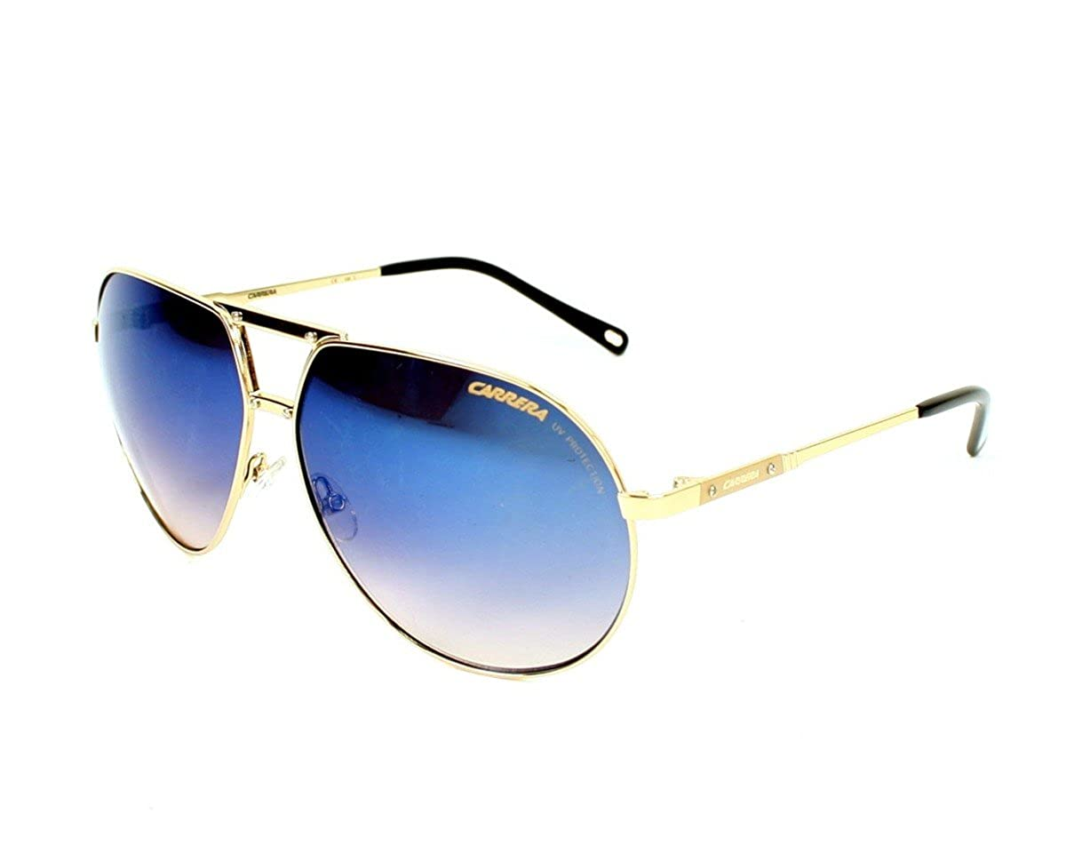 fe76ea989612 Carrera Sunglasses Turbo B J5GKM Metal Gold Gradient grey black mirror:  Amazon.ca: Shoes & Handbags