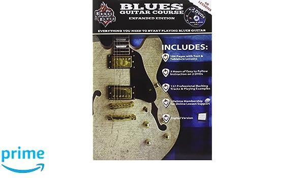 House Of Blues Blues Guitar Course House of Blues Book & DVD: Amazon.es: John McCarthy: Libros en idiomas extranjeros