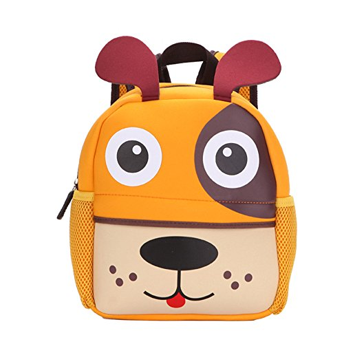 ISHOW Playful Preshool Kids Backpack ChildrenToddle Lunch Box Bag