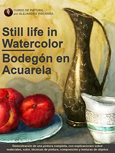 (Still life in watercolor Bodegón en acuarela)