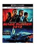 Blade Runner 2049 (4K Ultra HD + Blu-ray + Digital HD) (4K Ultra)Thirty years after the events of the first film, a new blade runner, LAPD Officer K (Ryan Gosling), unearths a longburied secret that has the potential to plunge what's left of society ...