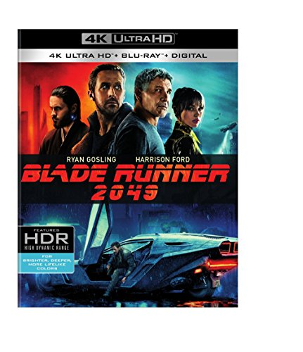 Four Pack (Blade Runner 2049 (4K UHD BD) [Blu-ray])