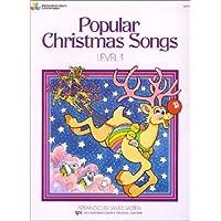 Popular Christmas Songs Level 1