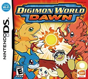 Digimon World: Dawn by Namco for Nintendo DS