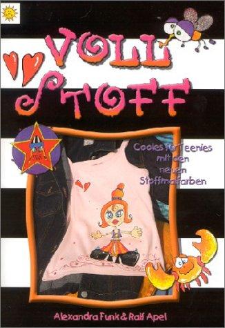 Voll Stoff: Cooles für Teenies mit den neuen Stoffmalfarben