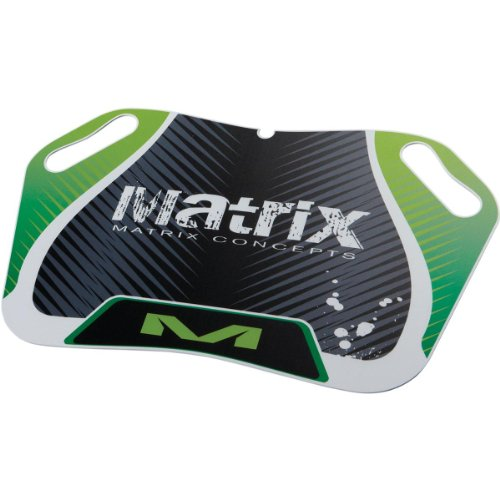 [Matrix Concepts M25 Pit Board, Green] (Racing Pit Board)