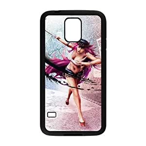ultra street fighter iv Samsung Galaxy S5 Cell Phone Case Black yyfD-394834