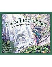 F is for Fiddlehead: A New Brunswick Alphabet