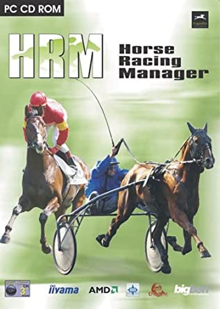51JBDCPWEYL._SY445_ hrm horse racing manager (pc cd) brand new & sealed (the noble sport