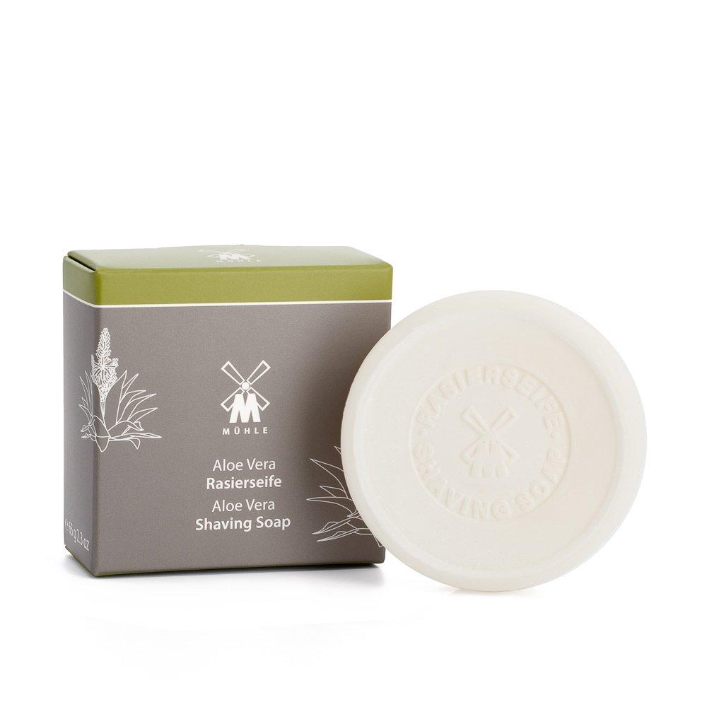 Mühle Rasurpflege Aloe Vera Rasierseife 65 g M³hle RS AV