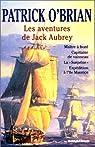 Les Aventures de Jack Aubrey, Intégrale N°1  par O'Brian