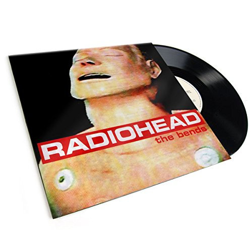 Radiohead: The Bends (Limited Edition, 180g) Vinyl LP (Bend Vinyl Record)