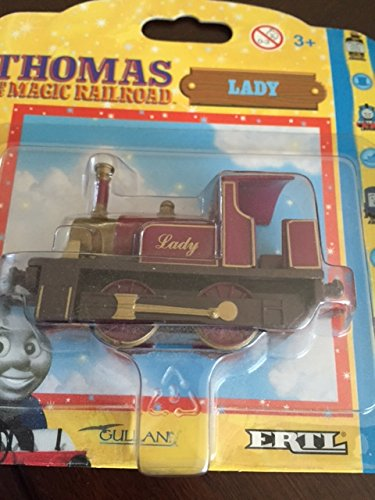 Lady Engine From Thomas the Tank Engine by - The Lady Engine Tank Thomas