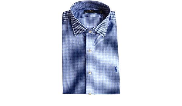 Ralph Lauren Camisa Polo Talla 16 1/2 (42), Custom Regent ...