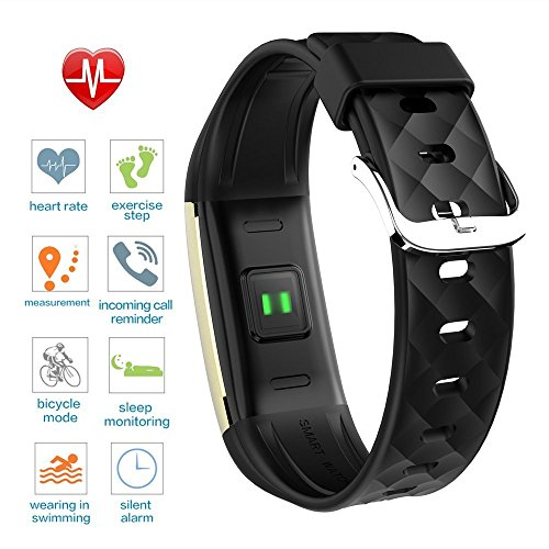 Review Fitness Tracker Waterproof Activity