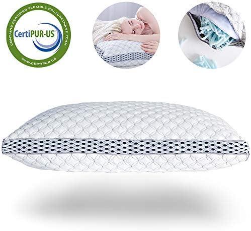 LIANLAM Sleeping Adjustable Hypoallergenic Removable product image