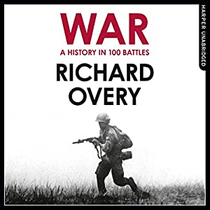 A History of War in 100 Battles Audiobook