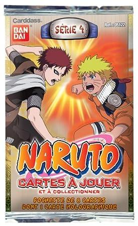 Bandai - Cartas a Jugar o a coleccionables - Naruto - de 8 ...
