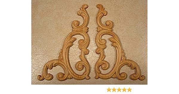 Wood applique etsy