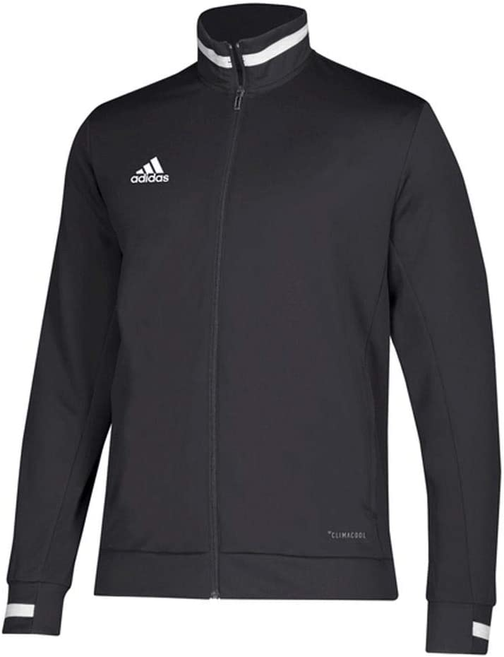 Adidas Mens Essentials 3 Stripes Tricot Track Top Track Jacket