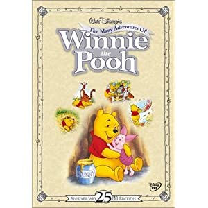 The Many Adventures of Winnie the Pooh (25th Anniversary Edition) (1977)