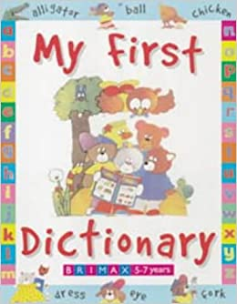 Buy My First Dictionary (Early learning) Book Online at Low Prices