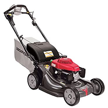 Honda HRX217K5VYA 187cc Gas 21 4-in-1 Versamow System Lawn Mower with Roto-Stop and MicroCut Blades 660410