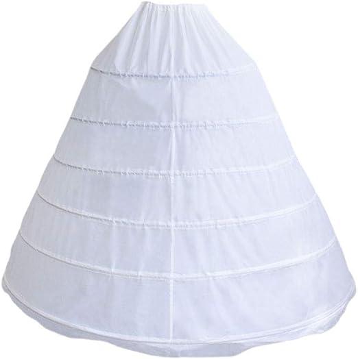 Keepart Falda de Novia para Mujer, Vestido de Novia, Falda de ...