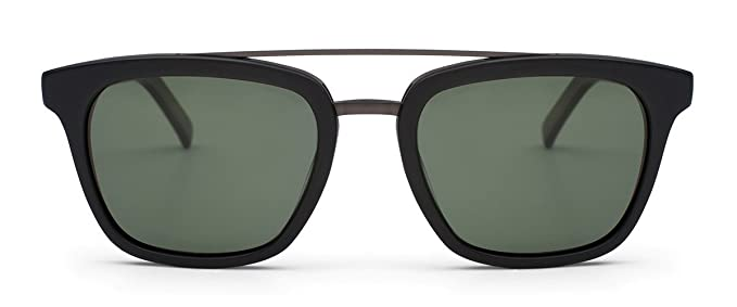 e96ad90e9c1 OTIS Eyewear Non Fiction   Matte Black Grey Polarized Unisex Sunglasses