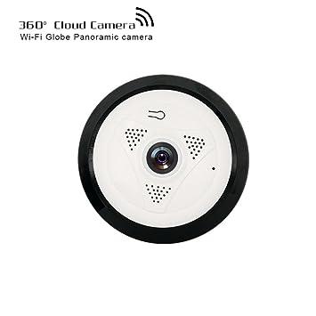 Shengyaohul Full HD 960P Ip Sistema De Cámaras De Vigilancia, Indoor White Cam Monitoring Cámara