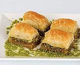 Turkish Baklava With Pistachio %7C Greek