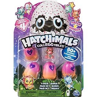 Hatchimals Colleggtibles 4 - Pack + Bonus