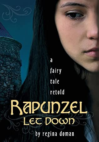 book cover of Rapunzel Let Down