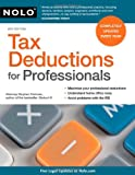 Tax Deductions for Professionals, Stephen Fishman, 1413313302