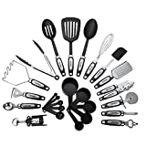 #10: 25-Piece Kitchen Tool & Utensil Set, Cooking Gadgets, Stainless Steel & Nylon