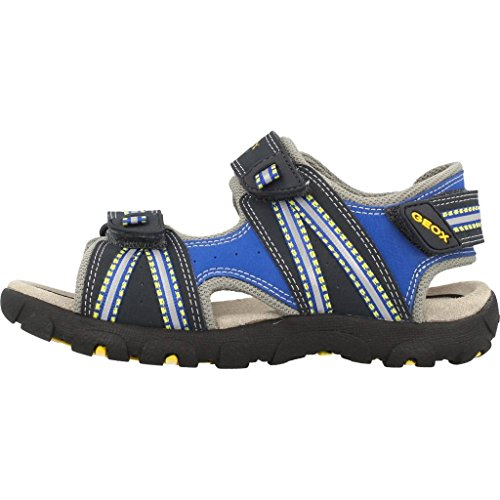 Sandalias yellow Navy Jr Para Strada Niños Sandal Geox A SPq6S4