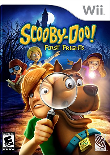 Scooby Doo First Frights - Nintendo Wii (Kids Games For Wii)