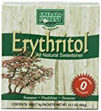 Emerald Forest Erythritol, Single Serve Packets, 100-Count Single Serve Packets (Pack of 3)