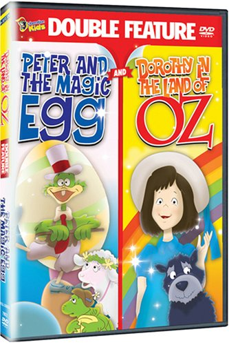 Halloween Double Eggs (Peter and the Magic Egg/Dorothy in the Land of)