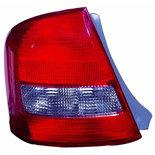 Fits Mazda Protege Sedan 99-03 Tail Light Assembly Driver Side (NSF Certified)