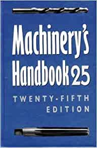 0831125756, Machinery's Handbook 25th Edition , tool box edition