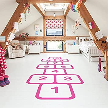 Amazoncom SWORNA Baby Nursery Series Mural Stickers For - Custom vinyl wall decals for classrooms