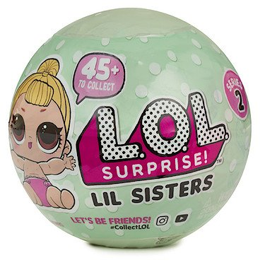 LOL Surprise Dolls Series 2 Lil Sisters Ball