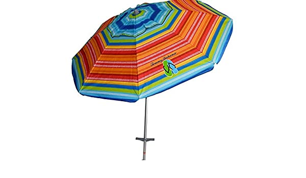 Amazon Com Rokpack Tommy Bahama Sand Anchor 7 Feet Beach Umbrella